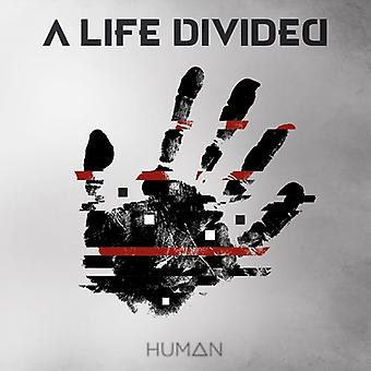 A Life Divided - Human [CD] USA import