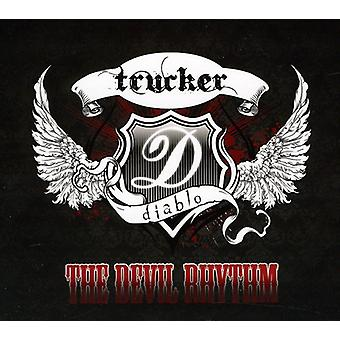 Trucker Diablo - Devil rytme [CD] USA importerer