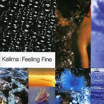 Kalima - følelse bøde + singler [CD] USA importerer