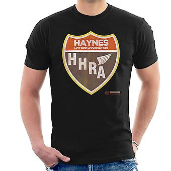 Haynes Hot Rod Association Men's T-Shirt