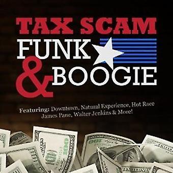 Verschiedene Künstler - import Steuer betrug Funk & Boogie [CD] USA