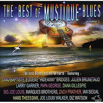 Bedste af Mustique Blues - bedste Mustique Blues [CD] USA import
