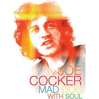 Joe Cocker - Mad Dog med själ [DVD] USA import