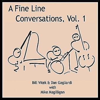 Ein schmaler Grat - import Gespräche Vol. 1 [CD]-USA