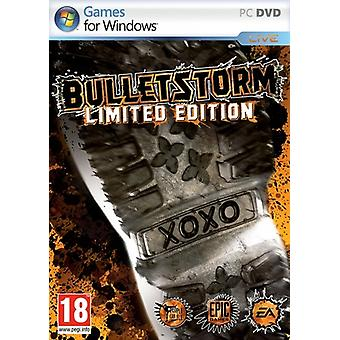 Bulletstorm Limited Edition (PC DVD) (Hurricane)