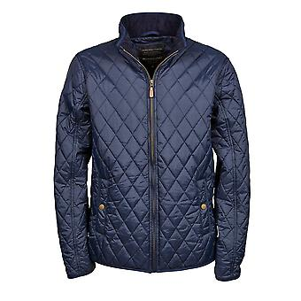 Tee Jays Mens Richmond Diamond Quilted Jacket