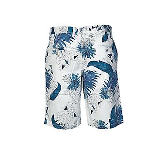 BOSS grønne HUGO BOSS Shorts LIEM2-PRINT-W 50308333