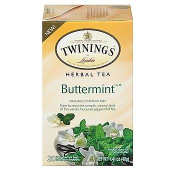 Twinings London Buttermint växtbaserade te