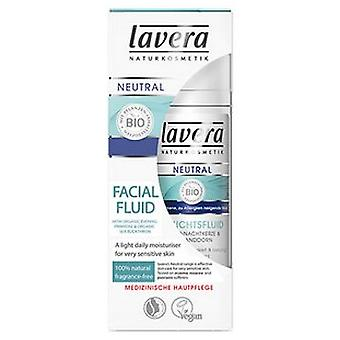 Lavera Neutral - Gesichts Fluid, 30ml