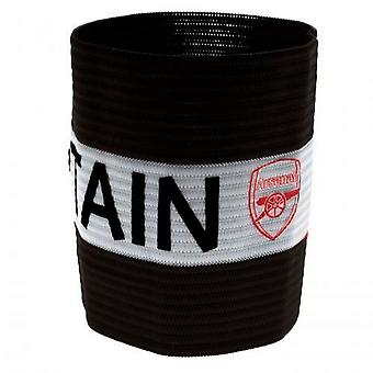 Arsenal FC Official Captains Football Crest Sports Armband