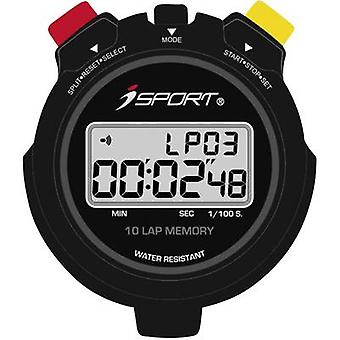 Digital stopwatch iSport JG021 Pro Black