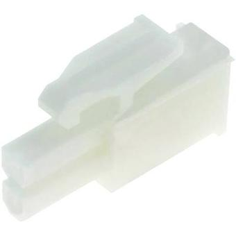 Pin enclosure - cable Universal-MATE-N-LOK Total number of pins 2 TE Connectivity 172336-1 Contact spacing: 4.20 mm 1 pc