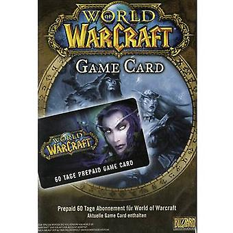 World of Warcraft 60 Tage Gametime Card PC USK: 0