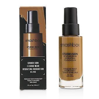 Smashbox Studio huid 15 uur slijtage hydraterende Foundation - # 4.05 neutrale Tan - 30ml / 1oz
