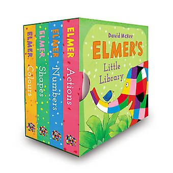 Elmers Little Library by David McKee