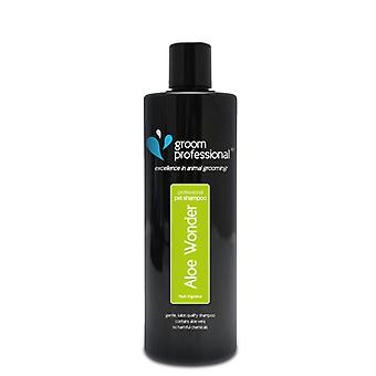 Groom Professional Aloe Wonder Shampoo 450ml