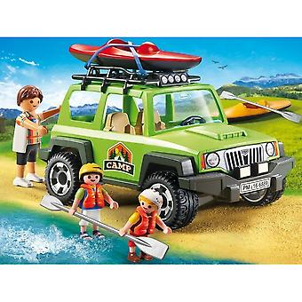 Playmobil Summer Fun Off-Road SUV