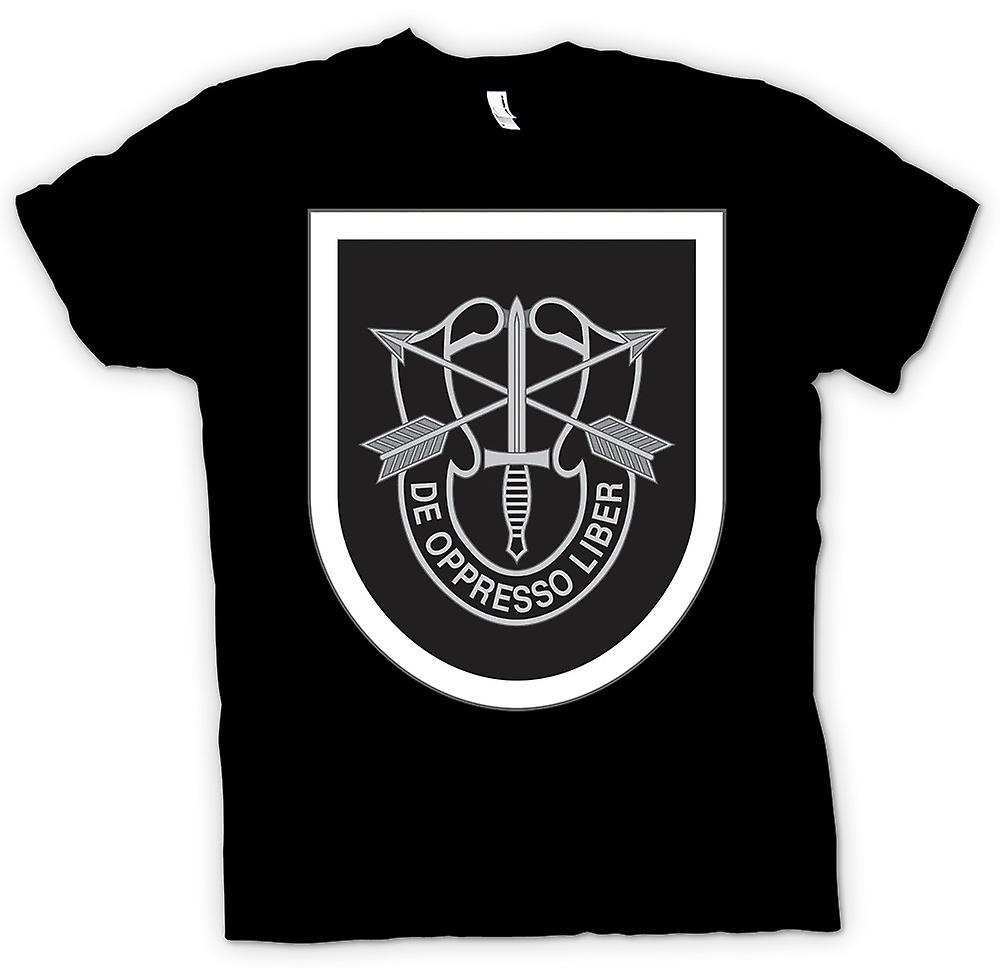Mens t-shirt - US Special Forces - De Oppresso Liber