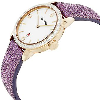 Bulova Ladies Watch 98R196