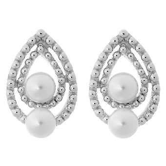 Orphelia srebro 925 kolczyki perła ZO-6033