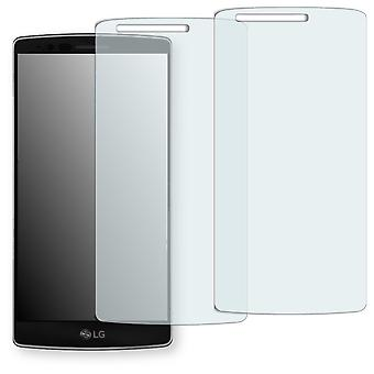 LG Flex 2 screen protector - Golebo crystal-clear protector (deliberately smaller than the display, as this is arched)
