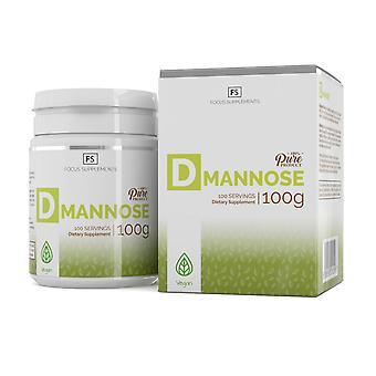 Focus supplementen UK D-Mannose poeder