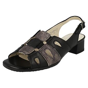 Ladies Sandpiper Slingback Sandals Flossie