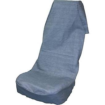 1399062 Jeans Dirt cover 1-piece Cotton, Denim Blue Driver's seat