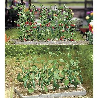 Busch H0 Cucumbers, Tomatoes