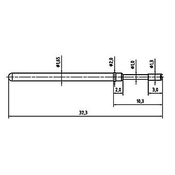 PTR-2021-C-1.5N-AU-1.3 precisie test tip