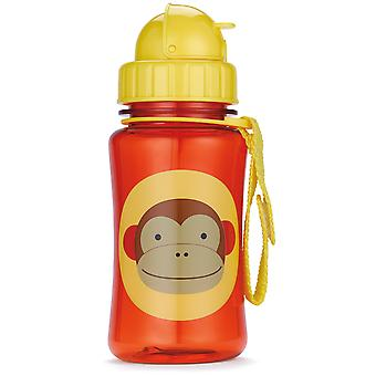 Nikidom Zoo Botella  Monkey (Childhood , Mealtime , Children's Tableware)