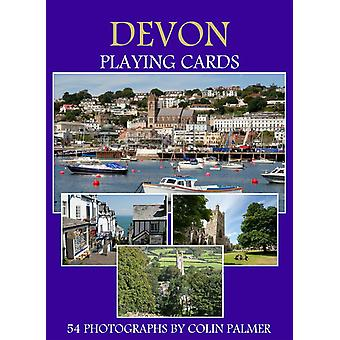 Devon sæt af 52 + jokere spillekort