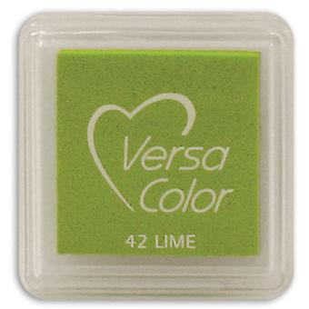 VersaColor Pigment Mini Ink Pad-Lime