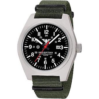 Reloj acero interceptor de KHS KHS. INCS.NO