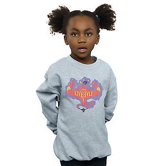 Disney Mädchen Nachkommen Genie es lebe Sweatshirt