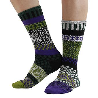 Balsam recycled cotton multicolour odd-socks   Crafted by Solmate