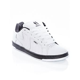 Etnies White-Black Fader 2 Shoe