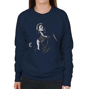 Bono Of U2 War Tour UK 1983 Women's Sweatshirt