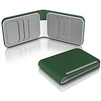 dosh Aston Street Wallet - Green