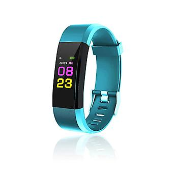 ID115 Plus Activity bracelet with Color Display-Turquoise