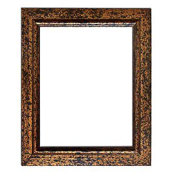 20 x 25 cm oder 8 x 10 ins, Bilderrahmen in Gold