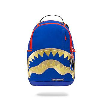 Sprayground Money Kicks Backpack Blue