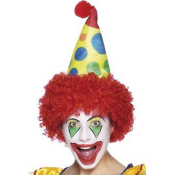 Clown Mütze.  One Size