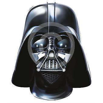 Darth Vader Karte Gesichtsmaske