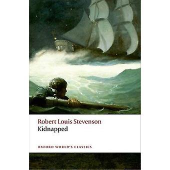 اختطف من قبل روبرت لويس ستيفنسون-كتاب 9780199674213