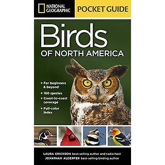 National Geographic Pocket Guide to the Birds of North America by Lau