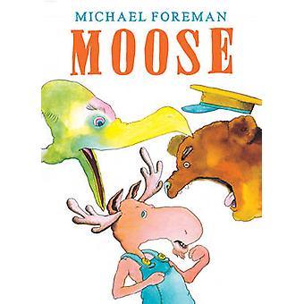 Älg av Michael Foreman - 9781783441013 bok