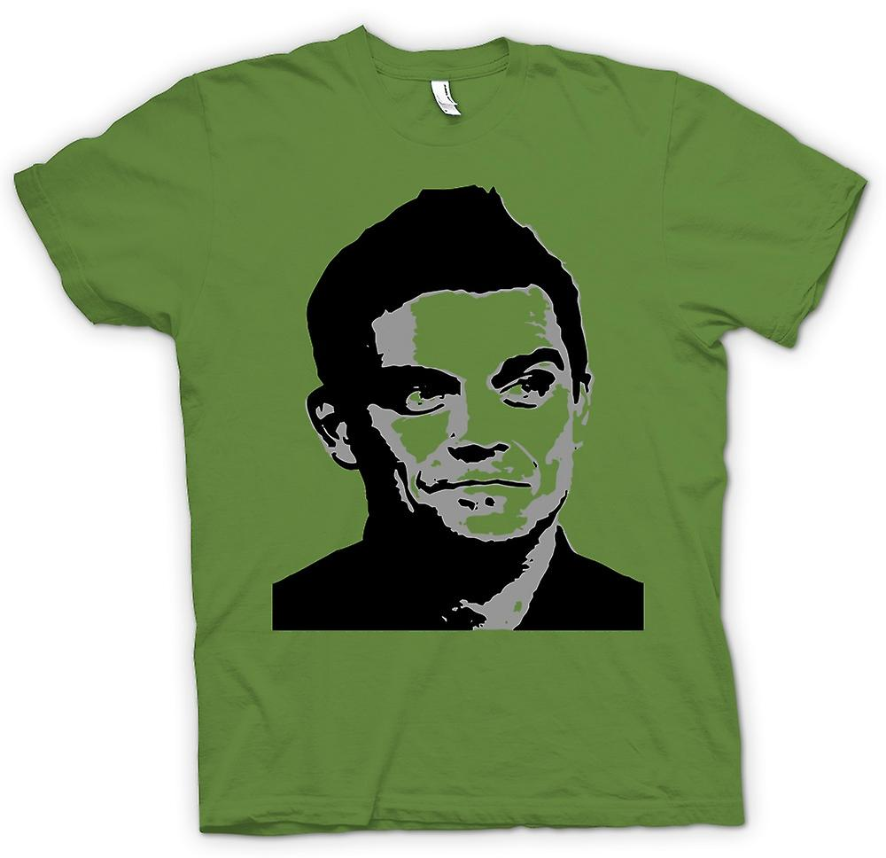 Mens t-skjorte - Robbie Williams - Pop Art