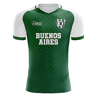 2019-2020 Banfield Home Concept voetbalshirt