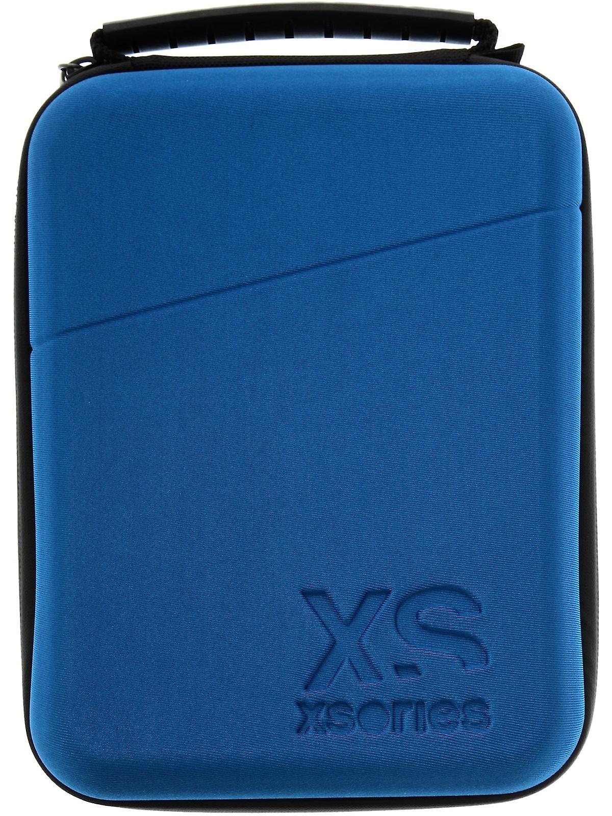 X-Sories Blue Capxule Small Carry Case